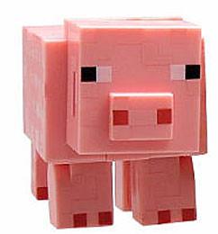 Figura de cerdo Animal base de Minecraft [suelto]-640213905985-0