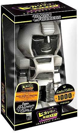 Funko transformadores Hikari vinilo japonés Bumblebee figura del vinilo [cráneo gris]-849803046514-0