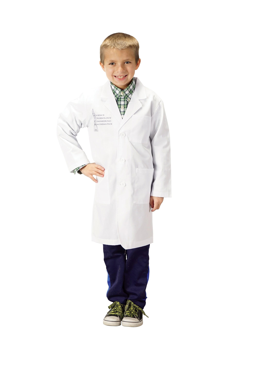 Jr MADRE Bata de Laboratorio-698216107745-0