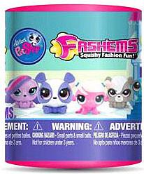 Littlest Pet Shop Fash'Ems misterio cápsulas Pack-673534507118-0