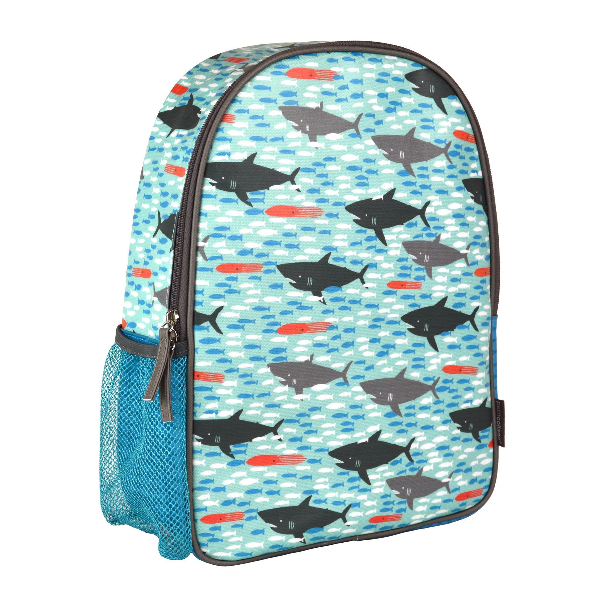 Los Tiburones Eco-Friendly De La Mochila (Otros)-758524449187-0