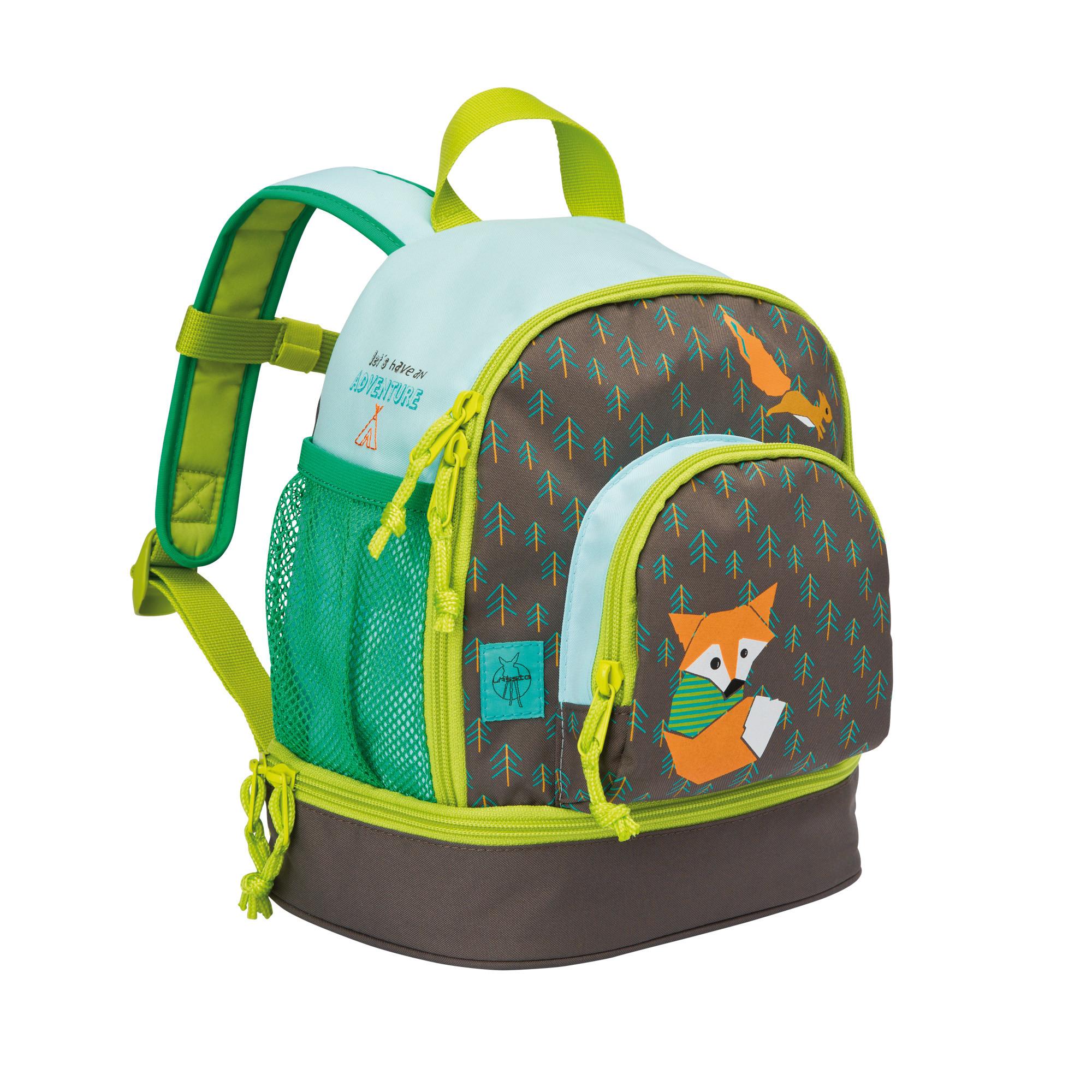 Mini Mochila Árbol Pequeño De Fox-042183336015-0