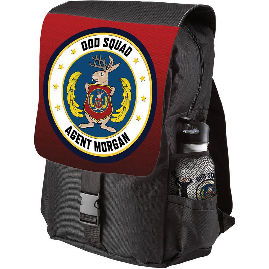 Personalizada Odd Squad Agente Sello De La Juventud De La Mochila-639211438199-0