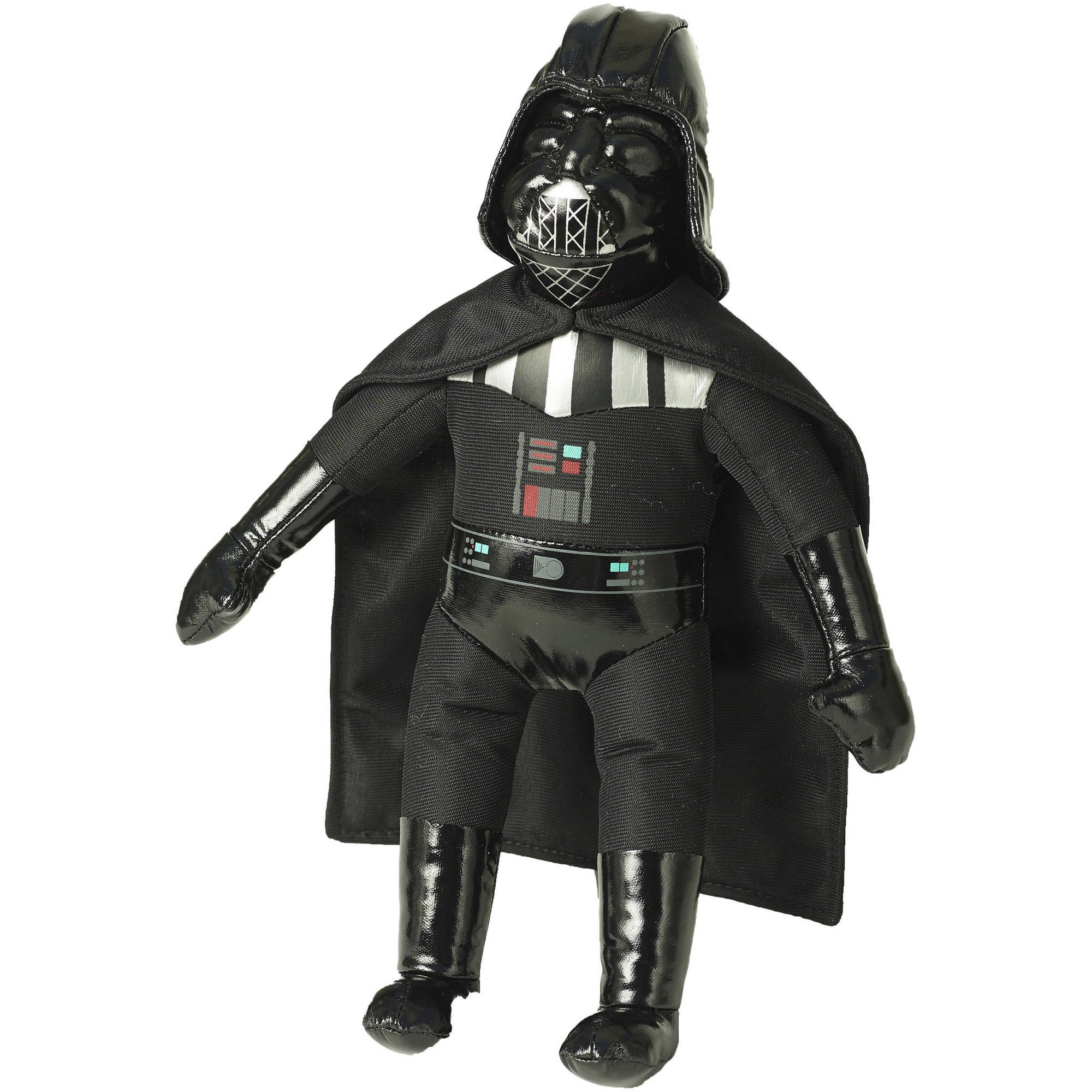 """Star Wars con cremallera 12"""" peluche, Darth Vader-875598668594-0"""