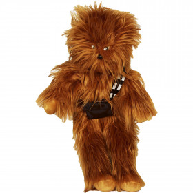 "Star Wars 17"" peluche mochila Chewbacca"