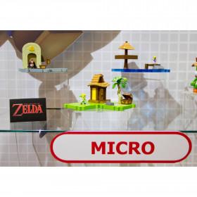 Tema de Ganondorf Castillo de 3-Pack, de figura micro