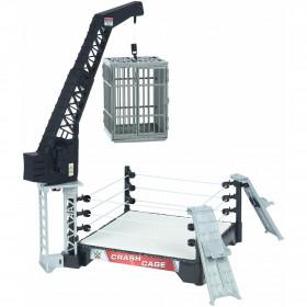 WWE Accidente Jaula Playset