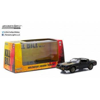 1:43 De Hollywood De La Serie 5 - Kill Bill: Vol. 2 (2004) - 1980 Pontiac Firebird Trans Am - -812982020927-0