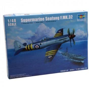 1/48 Supermarine Seafang F. Mk.32 De Combate Multi-Color-39653812-w-0