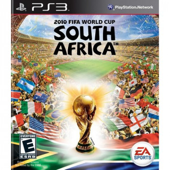 2010 FIFA World Cup: South Africa - Playstation 3-014633194128-0