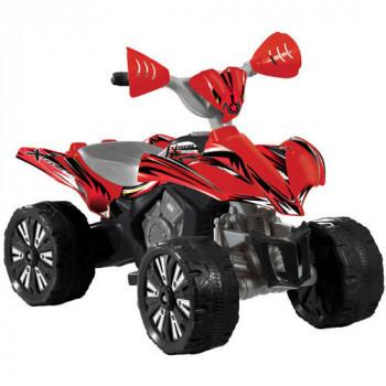 6V Xtreme Quad baterías bordo, rojo-615266006705-0