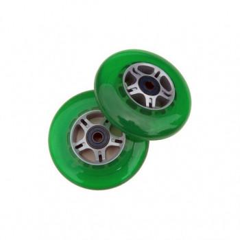 ACTUALIZAR las ruedas RAZOR SCOOTER verde ABEC 7 rodamientos-52PLUWew0859-0