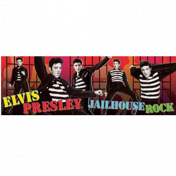 Acuario Elvis-Jailhouse Rompecabezas-840391103825-0