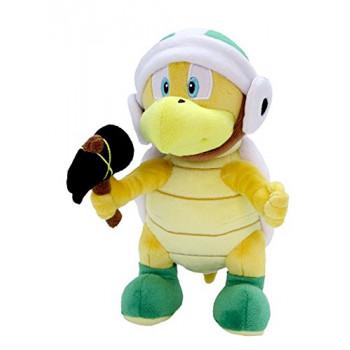 """Amiguito LLC, Super Mario All Star de la Colección: Hammer Bros 9"""" de Peluche -819996015970-0"""