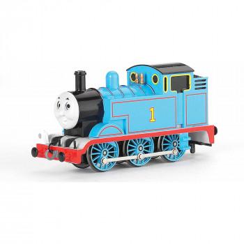 Bachmann trenes Thomas y amigos Thomas la locomotora de motor de tanque con ojos móviles, tren escala HO-022899587417-0
