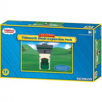 Bachmann trenes a Thomas y amigos Tidmouth vertientes paquete de expansión, HO escala-022899452388-0