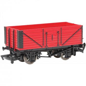 Bachmann trenes a Thomas y amigos abren carro, rojo, tren de escala HO-022899770376-0