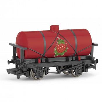 Bachmann trenes de Thomas y amigos jarabe frambuesa petrolero, HO tren escala-022899770338-0