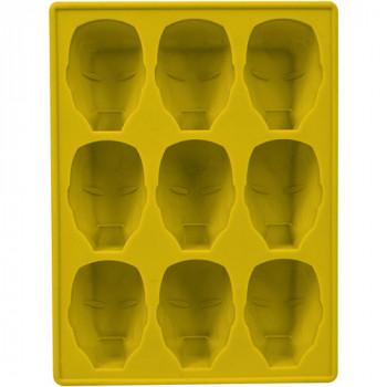 Bandeja de silicona de Marvel hierro hombre casco-699788723623-0