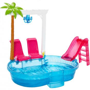 Barbie Glam Pool-887961203233-0