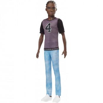 Barbie Ken Amantes De La Moda Muñeca Que Llevaba Equipo Inspirado T-Shirt - -887961752762-0