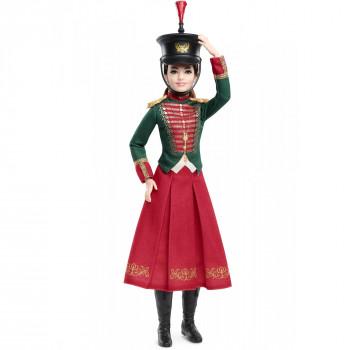 Barbie en El Cascanueces y los Cuatro Reinos Clara Soldado de Juguete Muñeca-887961667493-0