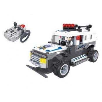 BricTeck: Police Truck-697306202032-0