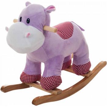 Buen camino peluche mecedora a Henrietta el hipopótamo-886511368965-0
