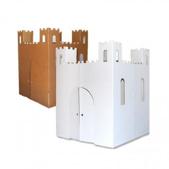 Castillo fácil de Playhouse Playhouse cartón-850339003018-0