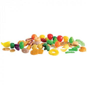 Conjunto de alimentos 101 piezas juego Step2-733538883097-0
