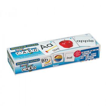 Conjunto de tarjeta de parche productos principio sonidos pared bolsillo carta-38901007569-0