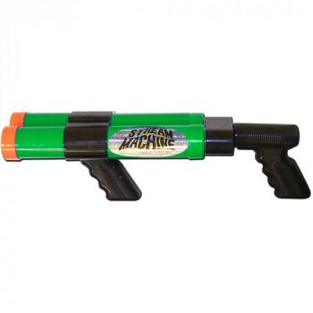 Corriente de agua deportes doble barril máquina agua lanzador-755786800084-0