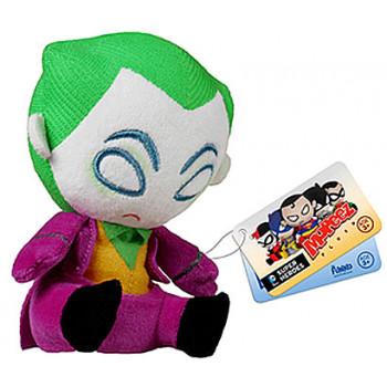 "DC Comics Mopeez Funko 5"" felpa Joker-849803058869-0"