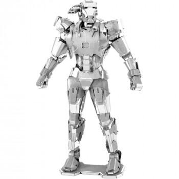 De Metal de la Tierra 3D, Corte Láser Modelo, Marvel Avengers Máquina de Guerra-032309033236-0