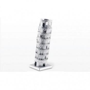 De Metal de la Tierra 3D: la Torre de Pisa Modelo Multi-Color-032309010466-0