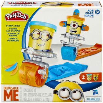 Despicable Me Minion hecho estampilla & Roll Set-630509281503-0