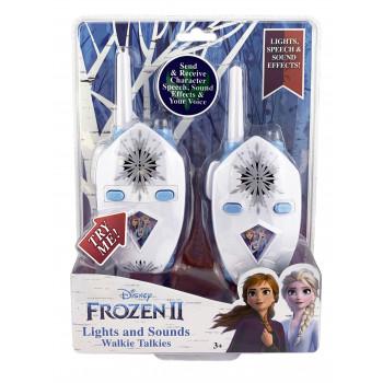 Disney Congelado II Walkie Talkies - -092298943473-0