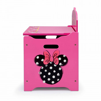 Disney Minnie Mouse Toy Deluxe Box-080213038571-0