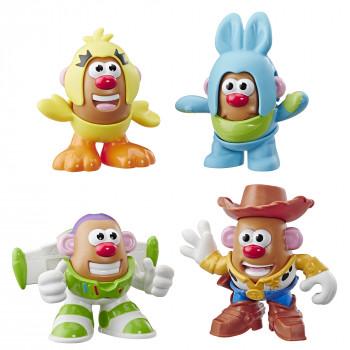 Disney/Pixar Toy Story Señor Potato Head Mini Pack De 4 - -630509749768-0