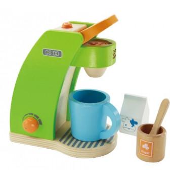 Epa niños Cafetera de Juego de Madera juego de Cocina con Accesorios-885885911432-A-0