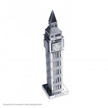 Fascinaciones de Metal de la Tierra Torre del Reloj Big Ben de Metales 3D Kit de Modelo-032309010190-0