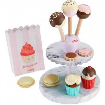 Fisher-Price Cake Pop Shop - -887961786927-0