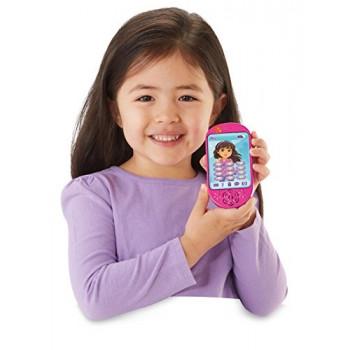 Fisher-Price Nickelodeon Dora Y A Sus Amigos, Dora Hablar Y Jugar Con El Smartphone -093397065639-0