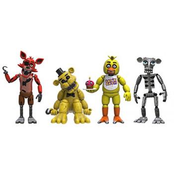"""Funko Cinco Noches en Freddy's 4 Figura Pack(1 juego), 2""""-044989192912-A-0"""