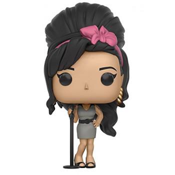 Funko POP Rocks: Amy Winehouse Figura de Acción-745559253896-A-0