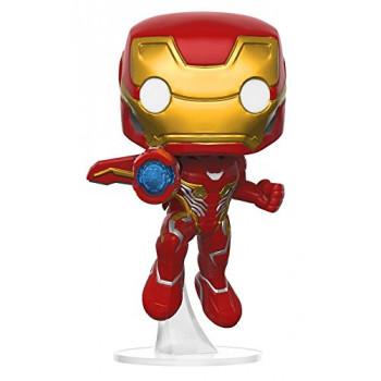 Funko Pop De Marvel: Avengers Infinity War-Iron Man Coleccionables Figura, Multicolor-889698264631-A-0