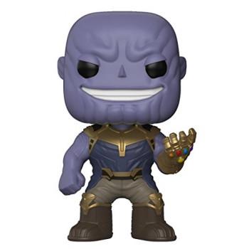 Funko Pop De Marvel: Avengers Infinity War-Thanos Coleccionables Figura, Multicolor-615912346988-A-0