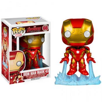 Funko Pop! Marvel Avengers 2, Iron Man-849803047771-0