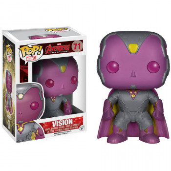 Funko Pop! Marvel Avengers 2, visión-849803047825-0