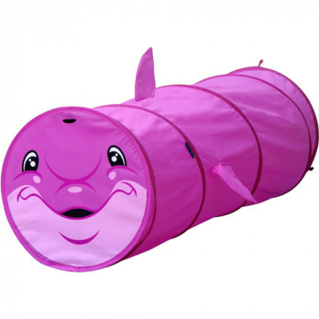 GigaTent Dolly Dolphin juego túnel-815886011763-0